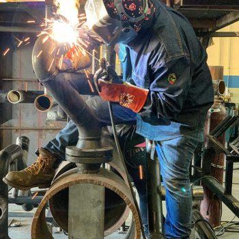 Arclabs welding school in Charleston, South Carolina