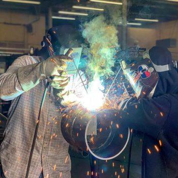 Arclabs school for welding careers in Piedmont South Carolina