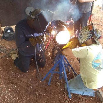 Hands on welding training programs