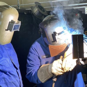 variety of weld training programs