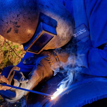 learn the necessary skills to work in welding