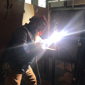 demand for welders is great