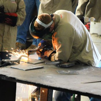 weld training in East Texas