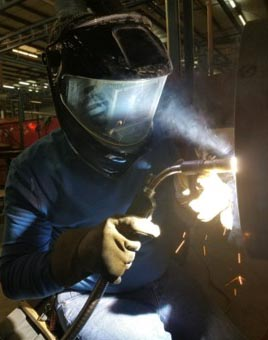 School for welder training