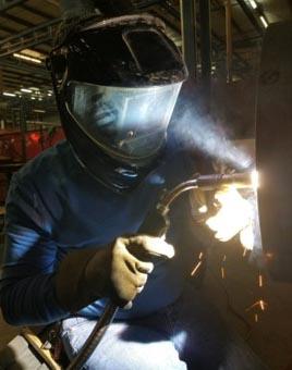 School for welder training