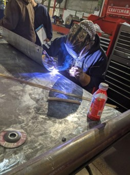 ACCET-accredited welding tranining school