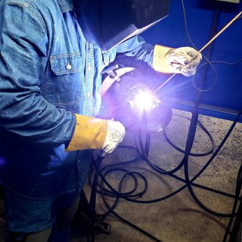 comprehensive welding program is designed to train master welders