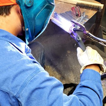 specialized training in pipe welding