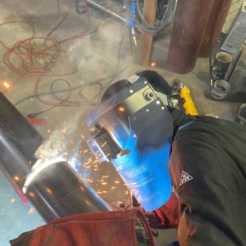 get trained for structural welding