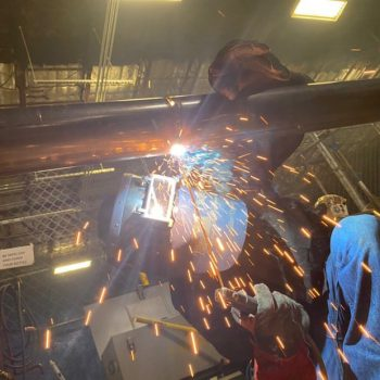 course designed for beginners and welders with some experience