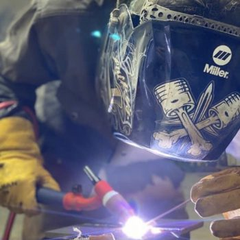pipe welding qualification test