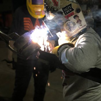 course for welders looking to improve their pipe welding skills