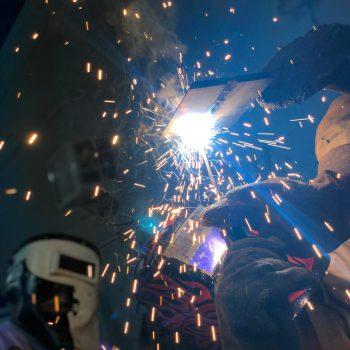 3G and 4G welder qualification test