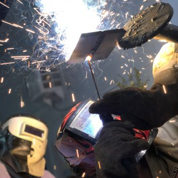 structural welding concentration