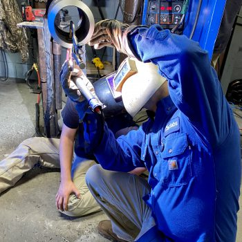 structural and pipe welding training course