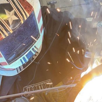 AWS certifications to work as a knowledgeable welder