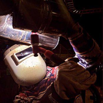 900 hour welder program