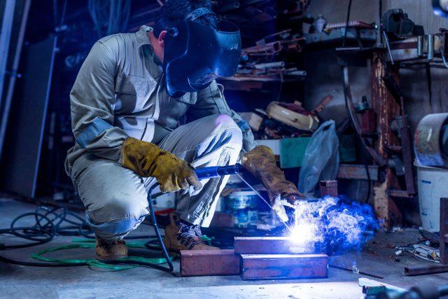 Welder Welding. Is Welding a Good Career?